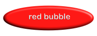 an image of a red surfboard shaped button to click to shop red bubble on barefoot bodeez art website